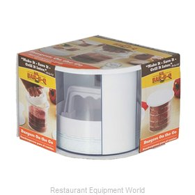 Chef Master 40231X Hamburger Patty Press