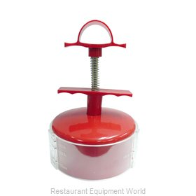 Chef Master 40235X Hamburger Patty Press