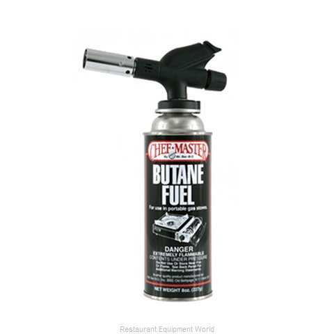 Chef Master 90014 Butane Torch (Magnified)