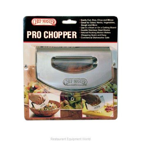 Chef Master 90017 Knife, Rocker Mincing