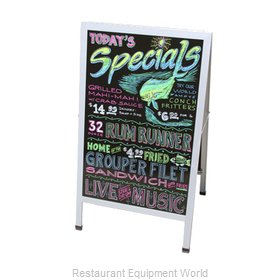 Chef Master 90034 Sign Freestanding