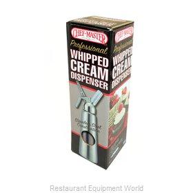 Chef Master 90063 Whipped Cream Dispenser, Manual