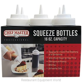 Chef Master 90208 Squeeze Bottle