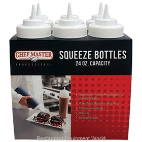 Chef Master 90209 Squeeze Bottle