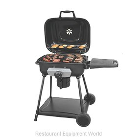 Chef Master CBC1232SP-1 Charbroiler, Charcoal, Outdoor Grill