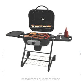 Chef Master CBC1255SP Charbroiler, Charcoal, Outdoor Grill