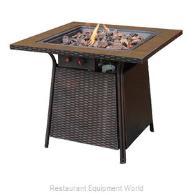 Chef Master GAD1001B Fire Pit, Outdoor