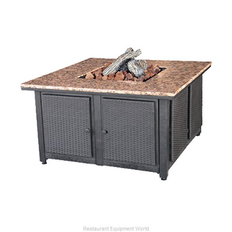 Chef Master GAD1200B Fire Pit, Outdoor