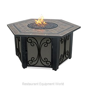 Chef Master GAD1352SP Fire Pit, Outdoor