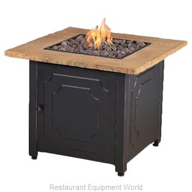 Chef Master GAD14400SP Fire Pit, Outdoor