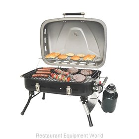 Chef Master NPG2302SS Charbroiler, Gas, Outdoor Grill