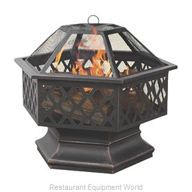 Chef Master WAD1377SP Fire Pit, Outdoor