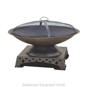Chef Master WAD1410SP Fire Pit, Outdoor