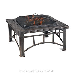 Chef Master WAD15143MT Fire Pit, Outdoor
