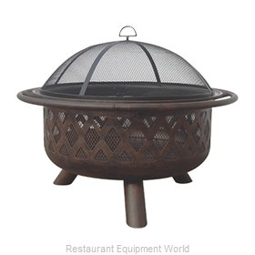 Chef Master WAD792SP Fire Pit, Outdoor