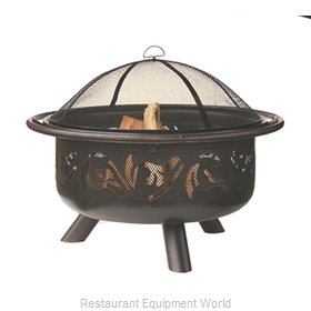 Chef Master WAD900SP Fire Pit, Outdoor