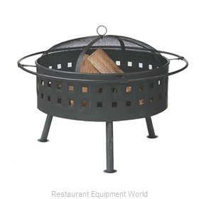 Chef Master WAD997SP Fire Pit, Outdoor