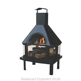 Chef Master WAF1013C Fire Pit, Outdoor