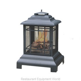 Chef Master WAF501CS Fire Pit, Outdoor