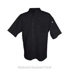 Chef Revival CS006BK-M Cook's Shirt