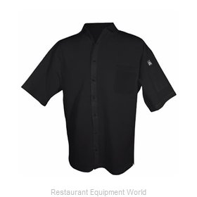Chef Revival CS006BK-XS Cook's Shirt