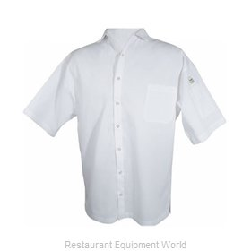 Chef Revival CS006WH-S Cook's Shirt