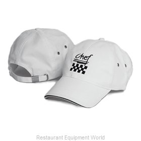 Chef Revival H063WH Chef's Cap