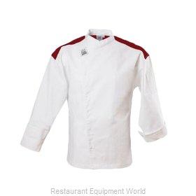 Chef Revival J027RD-L Chef's Coat