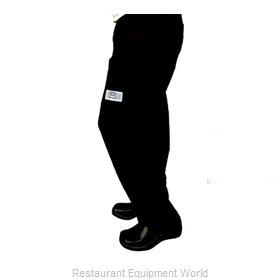 Chef Revival P002BK-4X Chef's Pants