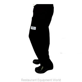 Chef Revival P002BK-S Chef's Pants