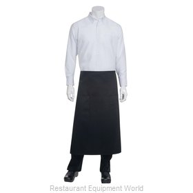 Chef Works 122ABLK0 Waist Apron