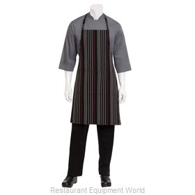 Chef Works A550BWR0 Bib Apron