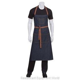 Chef Works AB036IBL0 Bib Apron