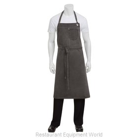 Chef Works ABCAQ004PEW0 Bib Apron