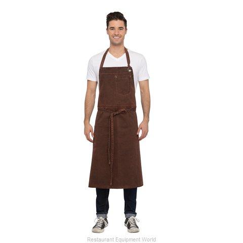 Chef Works ABCAQ004RUS0 Bib Apron