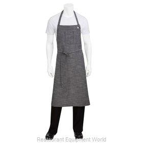 Chef Works ABCXX002BSL0 Bib Apron