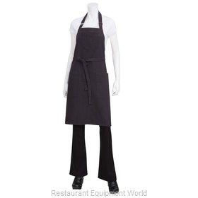 Chef Works ABKV053SGY0 Bib Apron