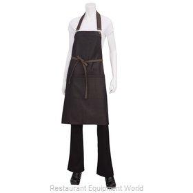 Chef Works ABWT051BNB0 Bib Apron