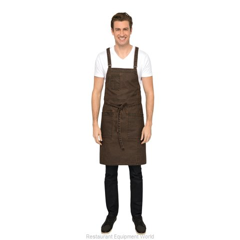 Chef Works ABX02ACR0 Bib Apron
