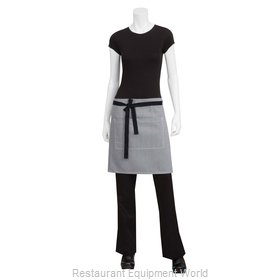 Chef Works AHWPT002BLK0 Waist Apron
