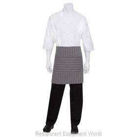 Chef Works AW036DGY0 Waist Apron