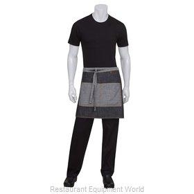 Chef Works AW046BLK0 Waist Apron