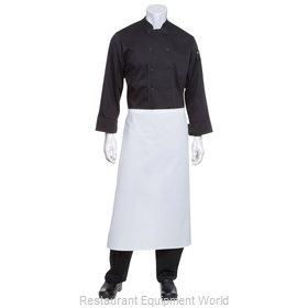 Chef Works B3WHT0 Waist Apron