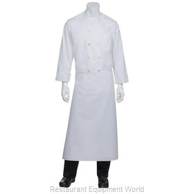 Chef Works B4LGWHT0 Waist Apron
