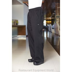 Chef Works BBLWBLK2XL Chef's Pants