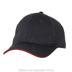 Chef Works BCCTRED0 Chef's Cap