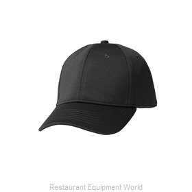 Chef Works BCCVBLK0 Chef's Cap
