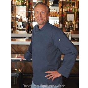 Chef Works BCLZ008BLU3XL Chef's Coat