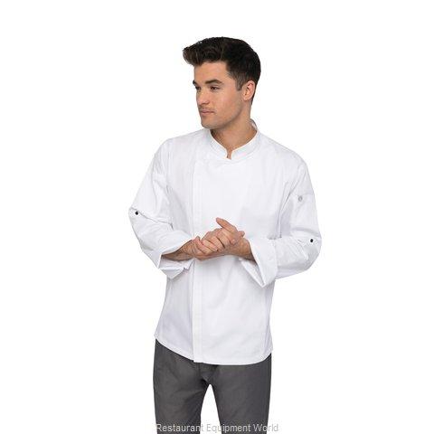 Chef Works BCLZ008WHT3XL Chef's Coat