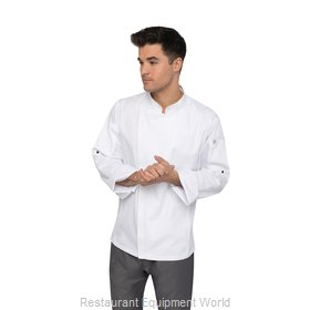 Chef Works BCLZ008WHTXS Chef's Coat